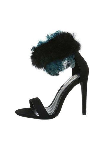 D5 Avenue Damen High-Heel Pumps - black