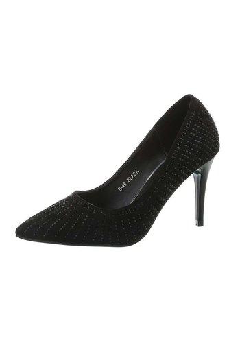 D5 Avenue Damenschuhe mit hohen Absätzen - schwarz