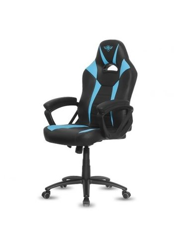 Spirit of Gamer Fighter Gaming Chair - Blau
