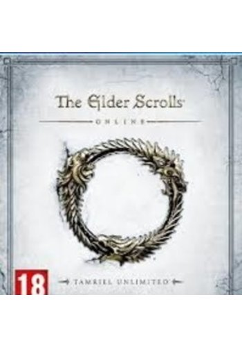 PS4 The Elder Scrolls Online: Tamriel Unlimited - PS4
