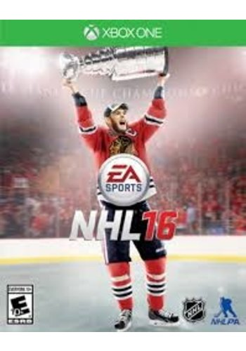 XBOX One NHL 16 - NL/FR (Xbox One)
