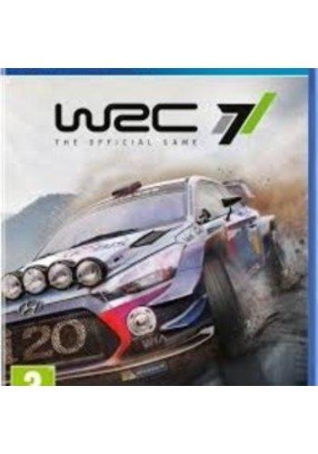 PS4 WRC 7 - PS4