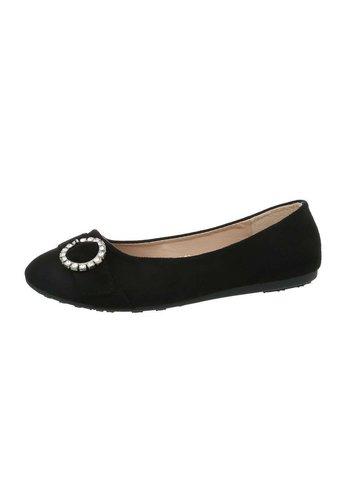 D5 Avenue Damen Ballerinas - schwarz