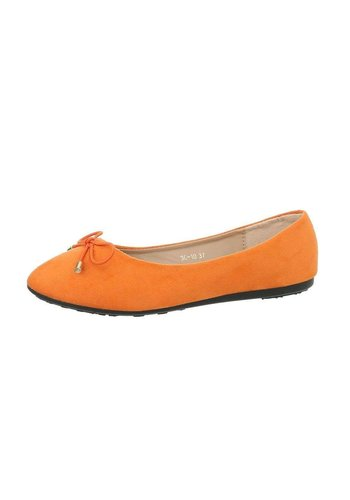 D5 Avenue Damenballerinas - orange