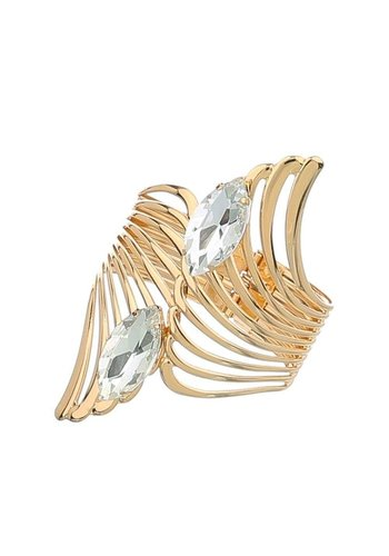 D5 Avenue Damenarmband Gold