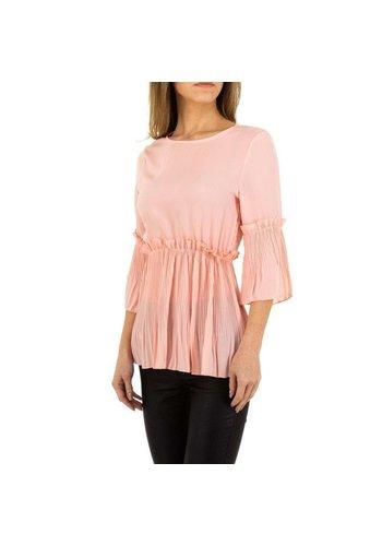 D5 Avenue Damen Bluse von Emmash Paris - rose
