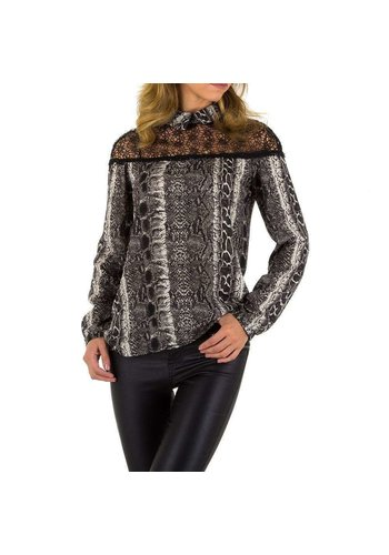 D5 Avenue Damen Bluse von Emmash - multi