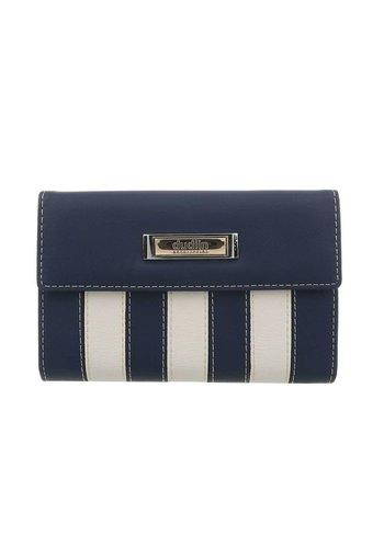 D5 Avenue Damen Geldbörse-D.blau