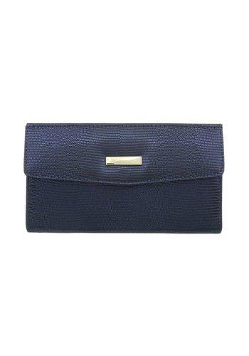 D5 Avenue Damen Geldbörse-blau