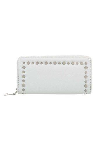 D5 Avenue Damen Geldbürse-Weiß