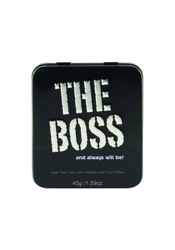 Spencer & Fleetwood The Boss Mints