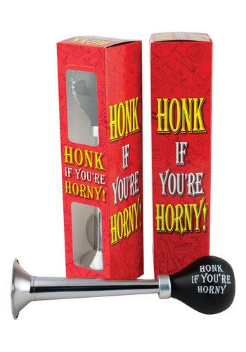 Spencer & Fleetwood Horn Honk, wenn Sie geil sind