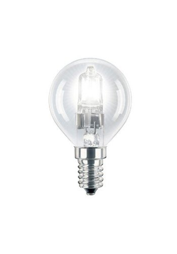 Sigalux Energiesparende Halogenlampe E14 P45 18W