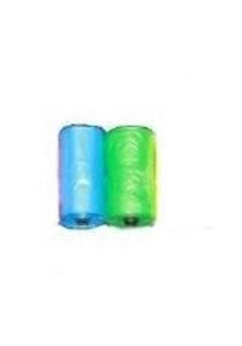 D5 Avenue Poop Taschen - 10 Rollen - blau und grün