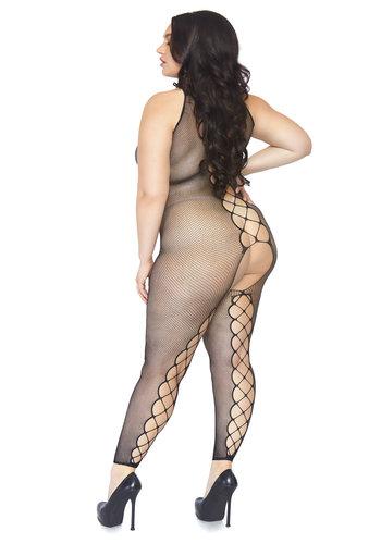 Leg Avenue Fußloser Body Stocking +