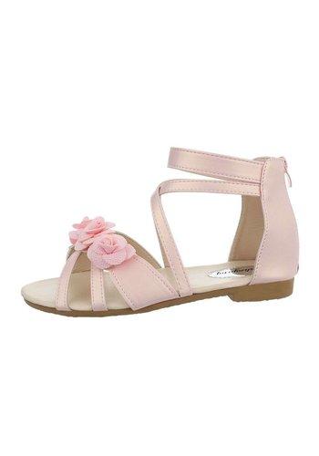 D5 Avenue Kinder Sandalen - pink