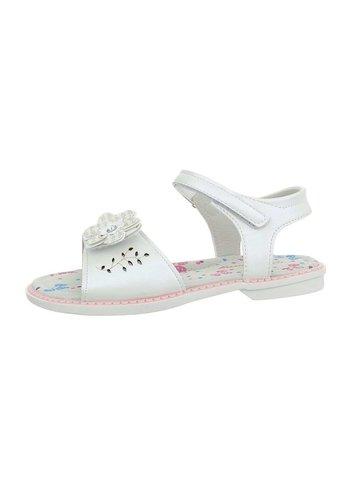 D5 Avenue Kinder Sandaletten - white