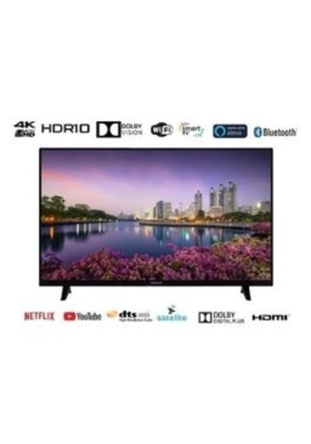 """EAS Electric Smart TV 55 """"140 cm + WiFi Ultra HDD 4k Dolby Vision"""