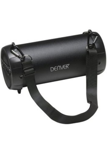 Denver Drahtloser Bluetooth-Lautsprecher mit MicroSD- und USB-Eingang