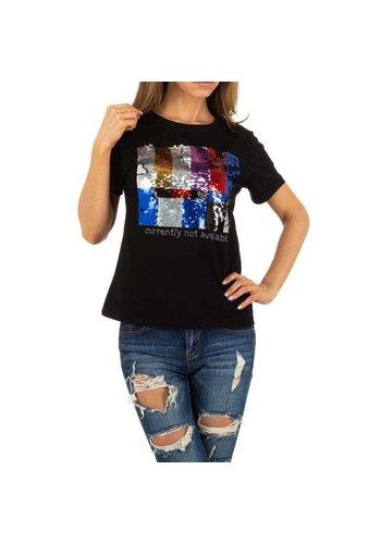 SHK PARIS Damen Shirt von SHK Paris - schwarz