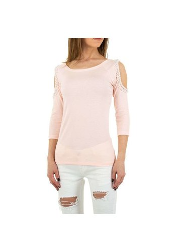 MC LORENE Damen Shirt von MC Lorene Gr. One Size - rose