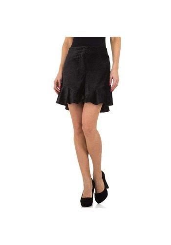 JCL Ladies Short von JCL - schwarz