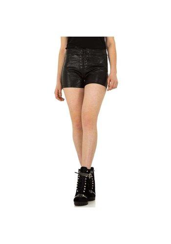 D5 Avenue Damen Shorts von Daysie - schwarz