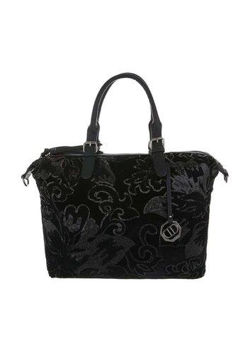 D5 Avenue Ladies Shopper-schwarz