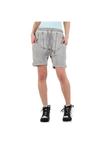 BLUE RAGS Damen Shorts von Blue Rags - grau
