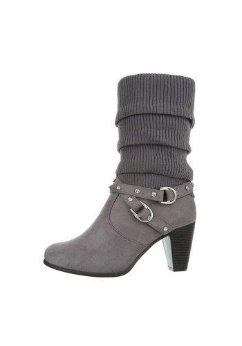 D5 Avenue Damen Stiefel - grau