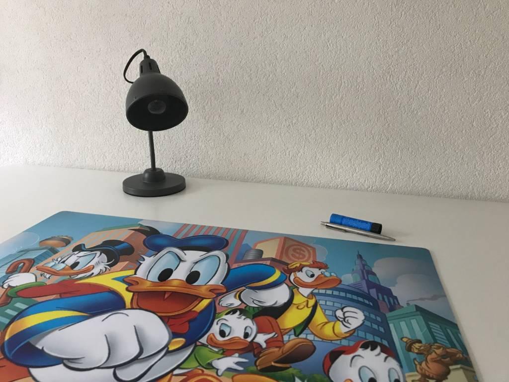 Bureau onderlegger Donald Duck