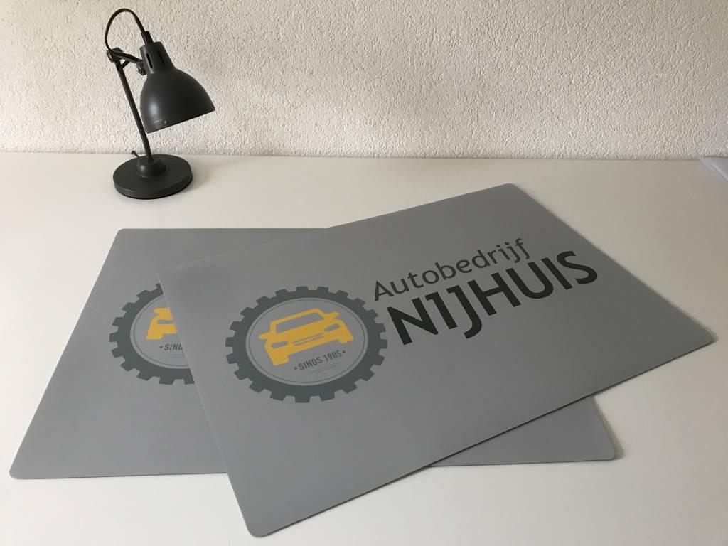 Bureaulegger voor bedrijven v.v. foto en/of logo