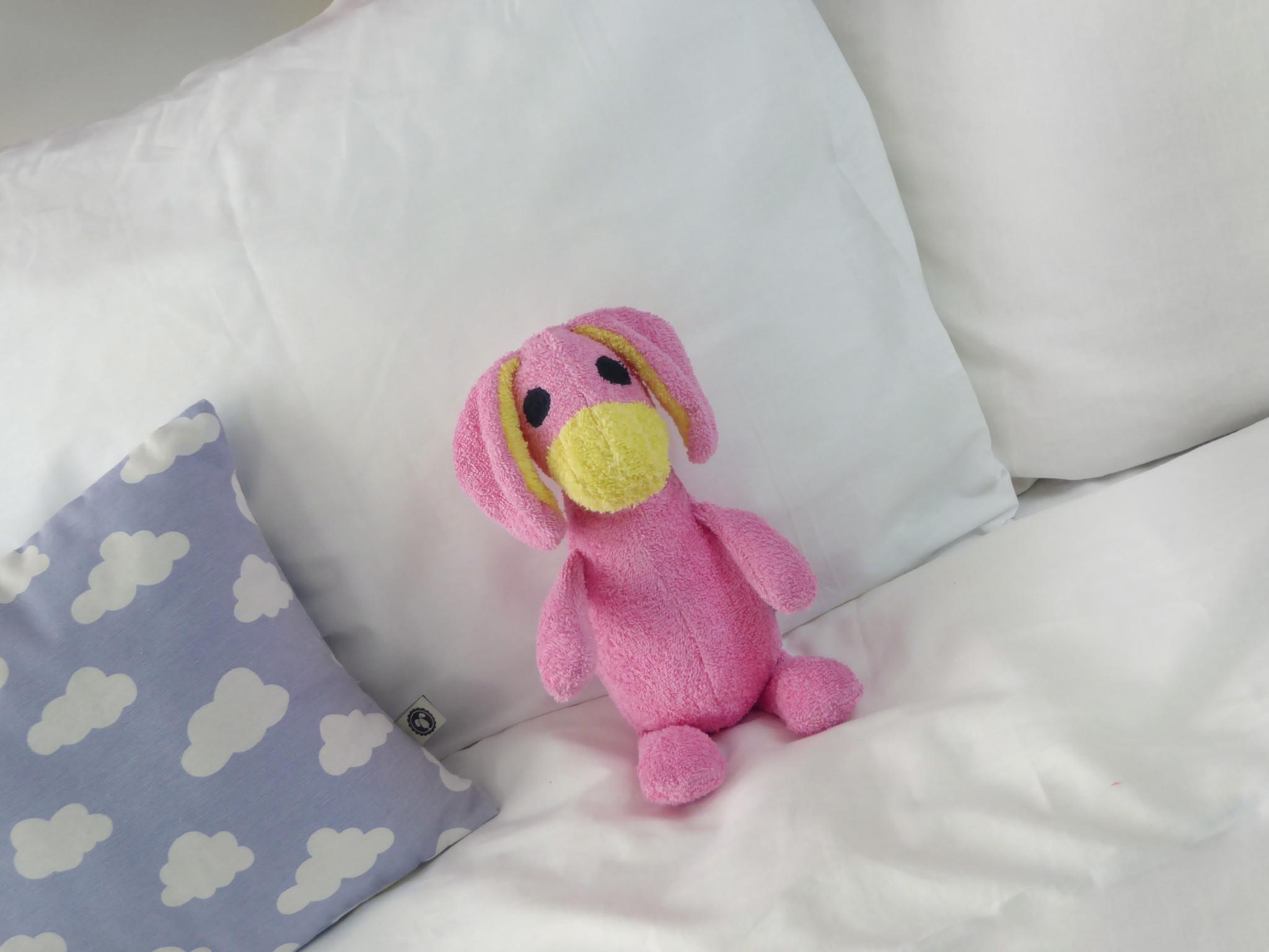 Motje Pinkie, de kleine roze Kroelio