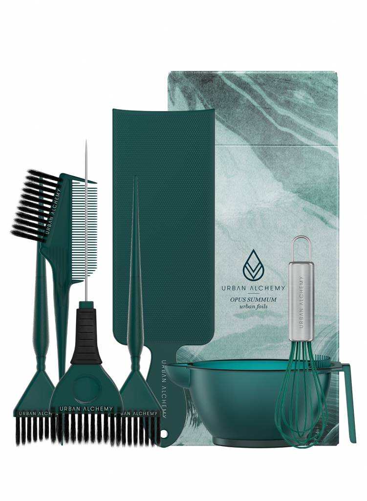 OPUS SUMMUM tools salon set