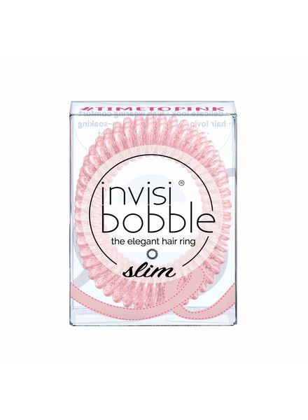 invisibobble® SLIM Time to Pink