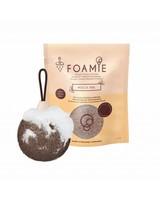 FOAMIE Shower Sponge Mocca Peel (Pack of 4)