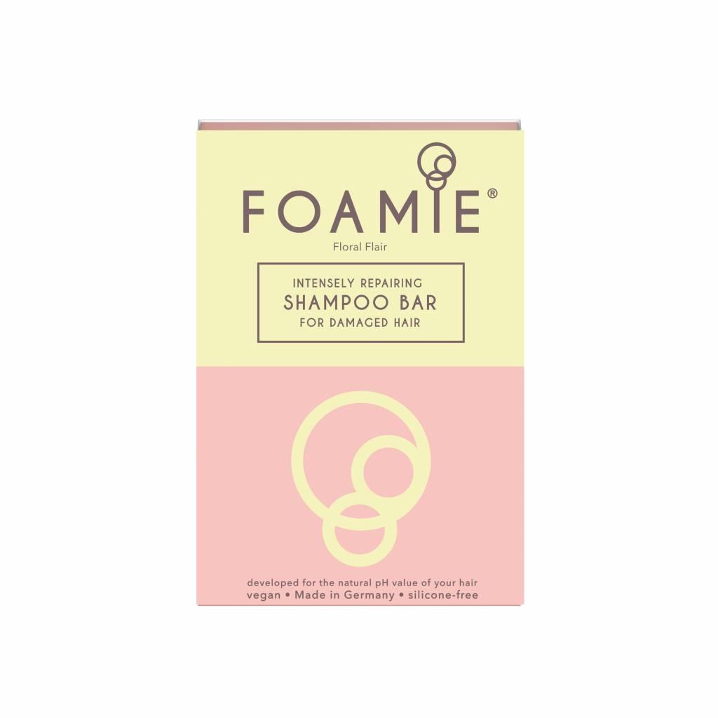 FOAMIE Shampoo Bar Floral Flair (Pack of 6)