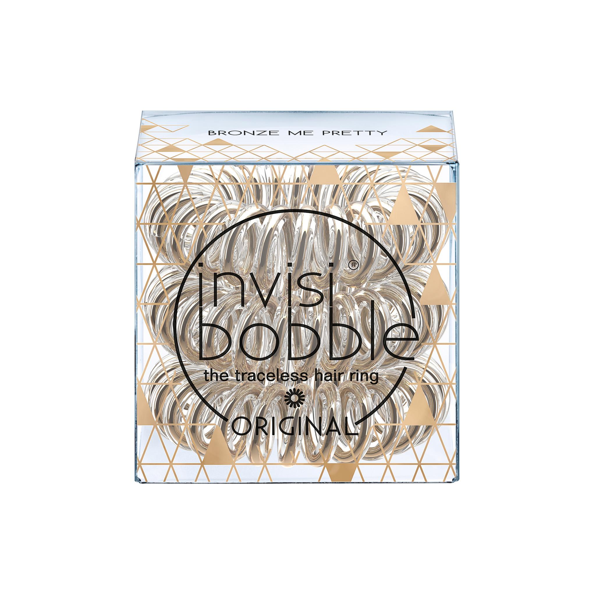 invisibobble® ORIGINAL Bronze me Pretty 6-Box