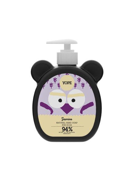 YOPE Kids Hand Soap Jasmine 400ml- 8 pack