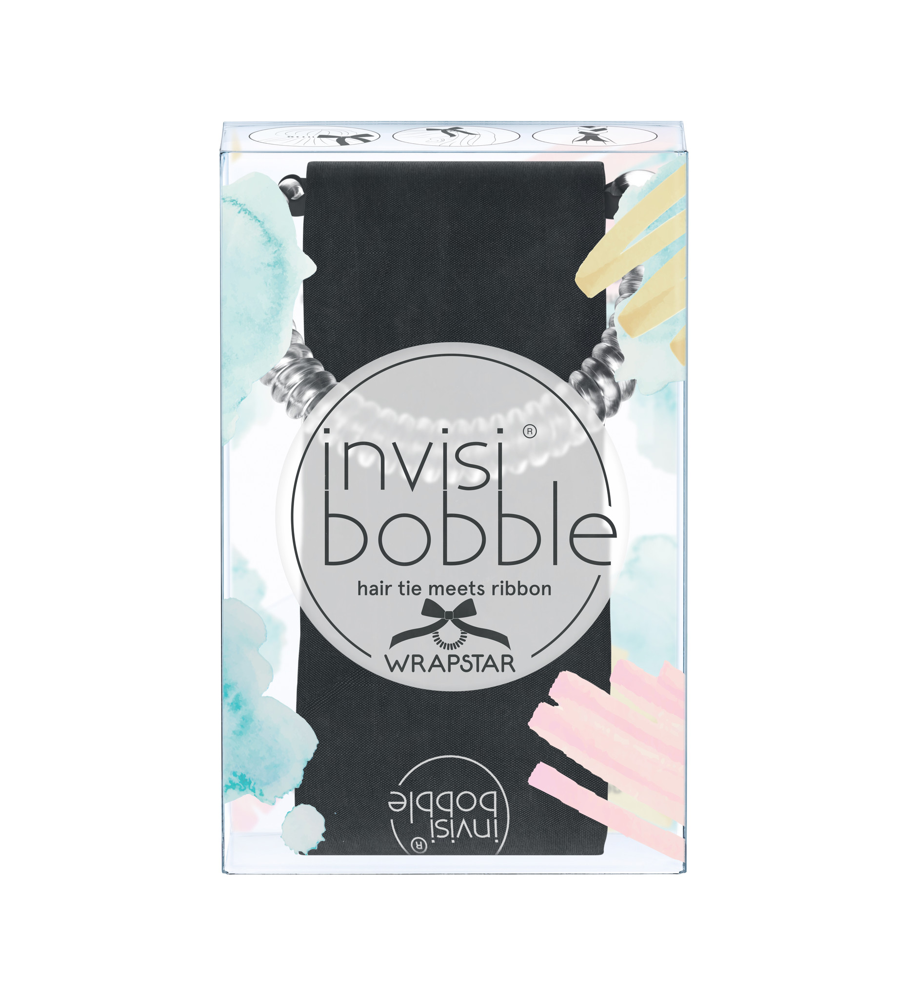 invisibobble® WRAPSTAR Snake It Off (Pack of 6)