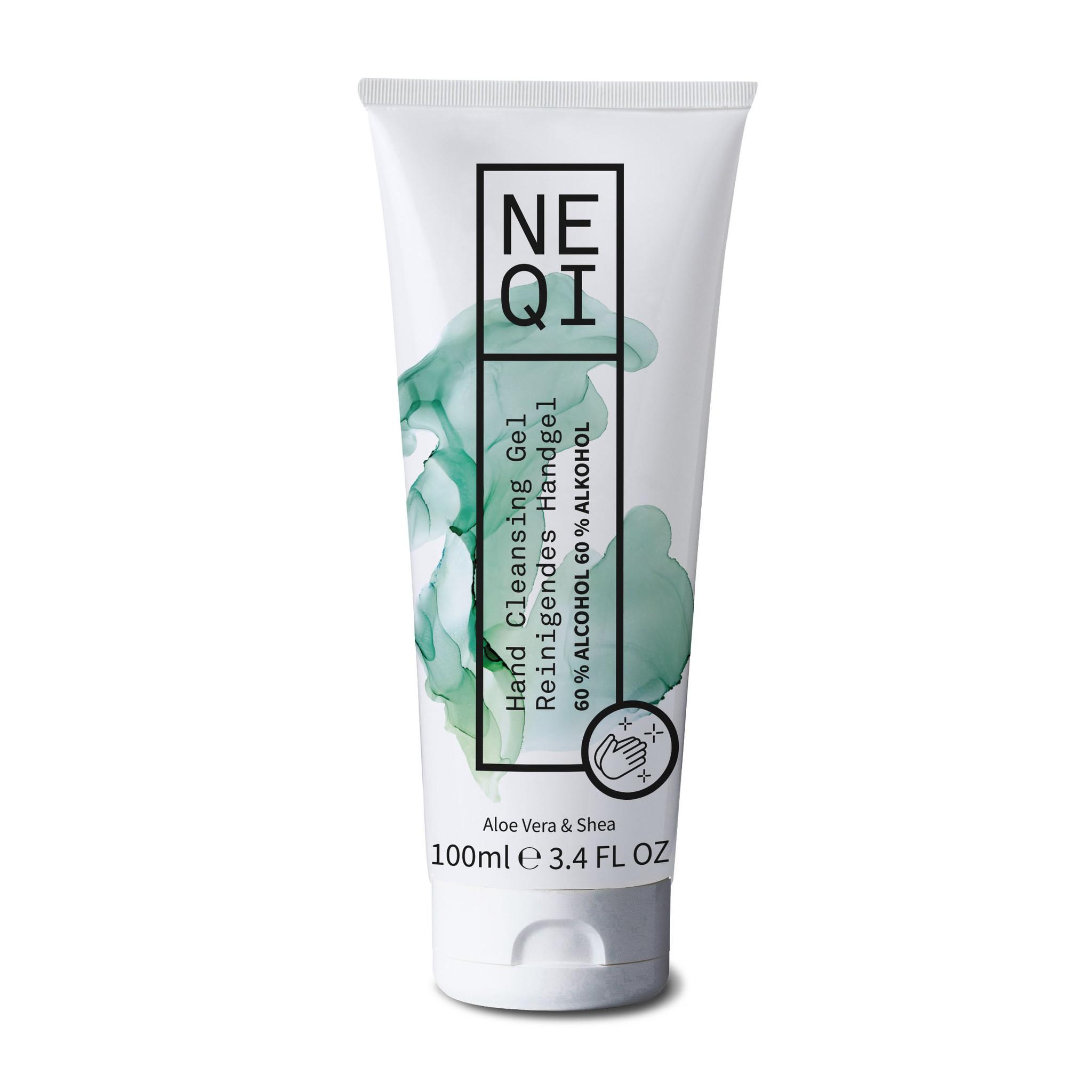 NEQI Hand Cleansing Gel 100ml (Pack of 48)