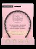 invisibobble HAIRHALO True Dark Sparkle  Headband (Pack of 6)