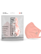 NEQI Pink Small/Medium Re-useable Face Mask (12 Case)