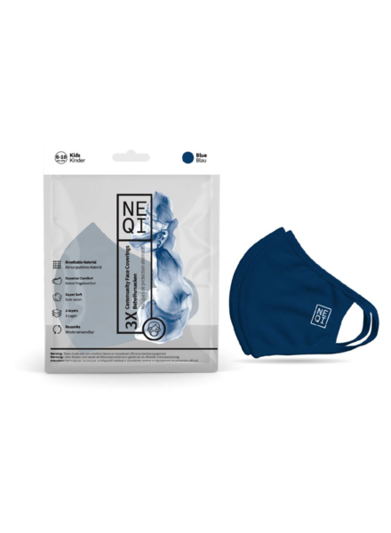 NEQI Re-useable Face Mask (12 Case)