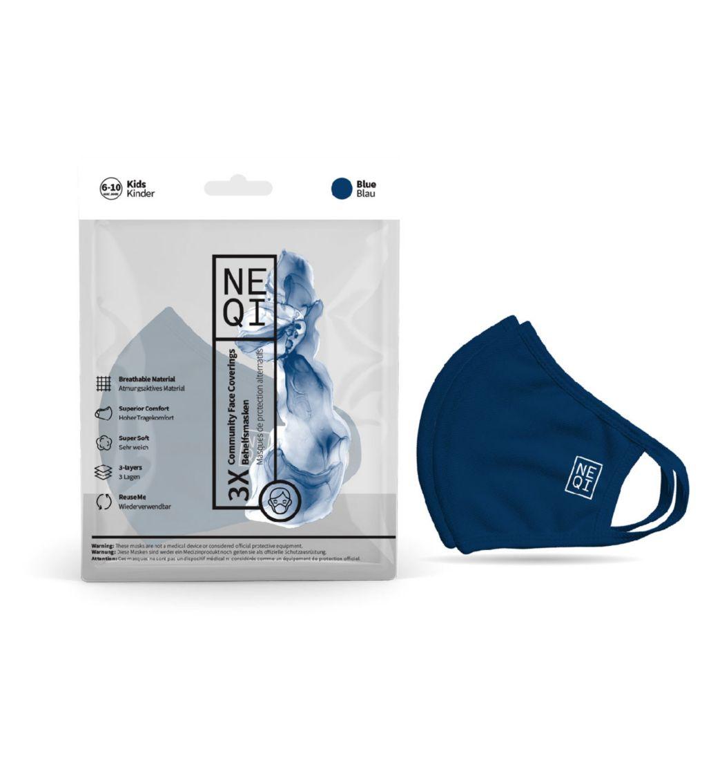 NEQI Re-useable Face Mask (12 Case)