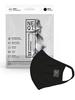 NEQI Black Large Re-useable Face Mask (12 Case)
