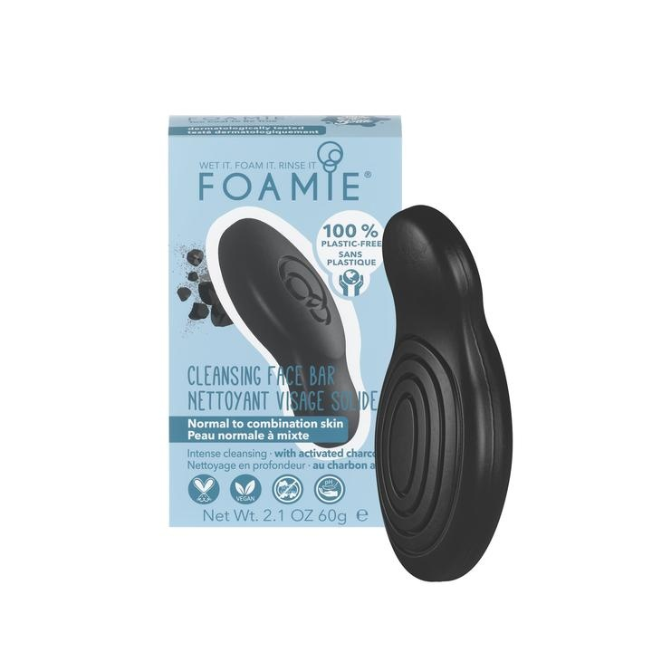 FOAMIE Face Bar - Charcoal (6 Pack)