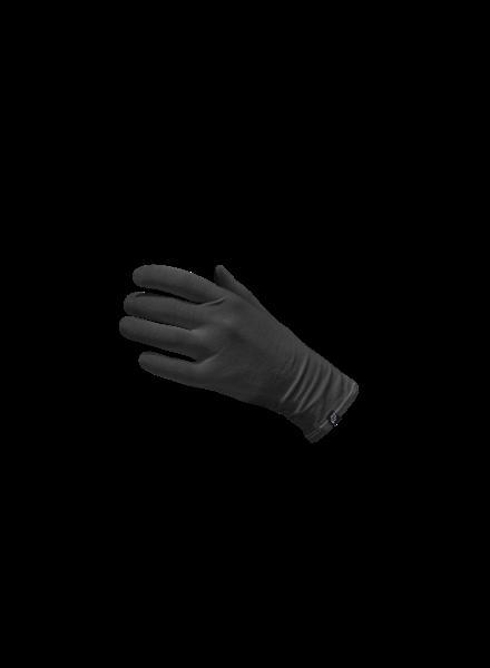 ElephantSkin Black S/M Reusable Antibacterial and Antiviral Gloves (15 case)