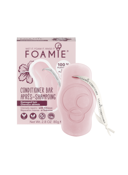 FOAMIE Conditioner Bar - Hibiskiss (Pack of 6)