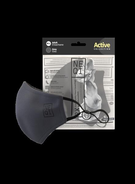 ACTIVE M/L Adjustable Face Masks (12 Packs)